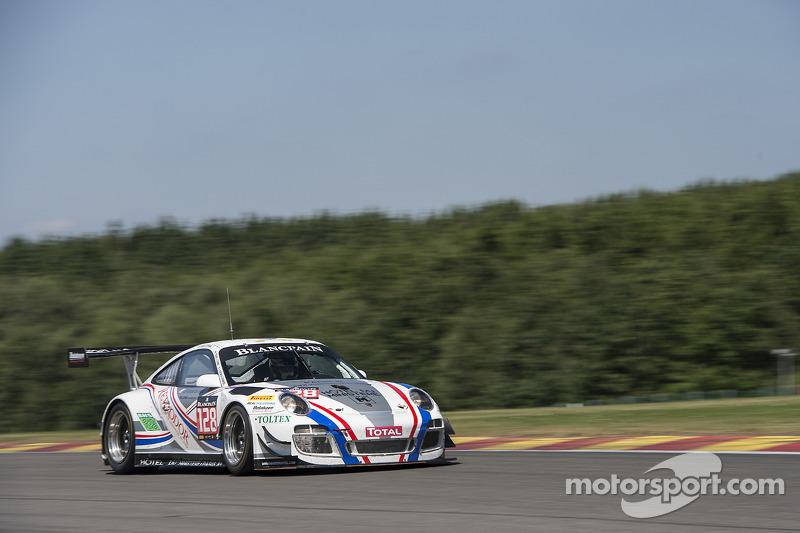 #128 Delahaye Racing 保时捷 997 GT3 R: Pierre-Etienne Bordet, Alexandre Viron