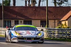 #53 RAM Racing Ferrari 458 İtalya: Johnny Mowlem, Mark Patterson, Archie Hamilton
