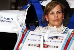 Сьюзі Вольфф, Williams FW36