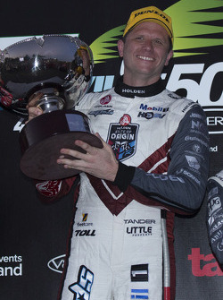Race winner Garth Tander, Holden Racing Team