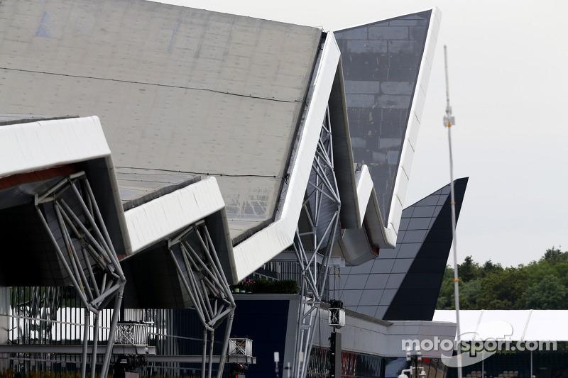 Silverstone, atmosfera