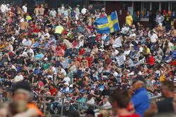 Мировой ралли-кросс: Швеция, воскресенье.