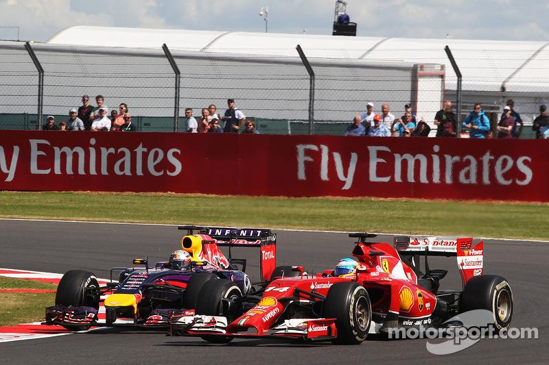 Гран При Великобритании-2014: яркая борьба с Феттелем
