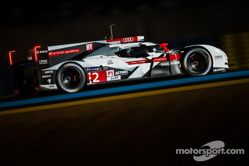 2014: Sieg bei den 24h Le Mans