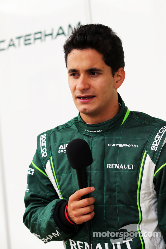 Julian Leal, Caterham F1 Team