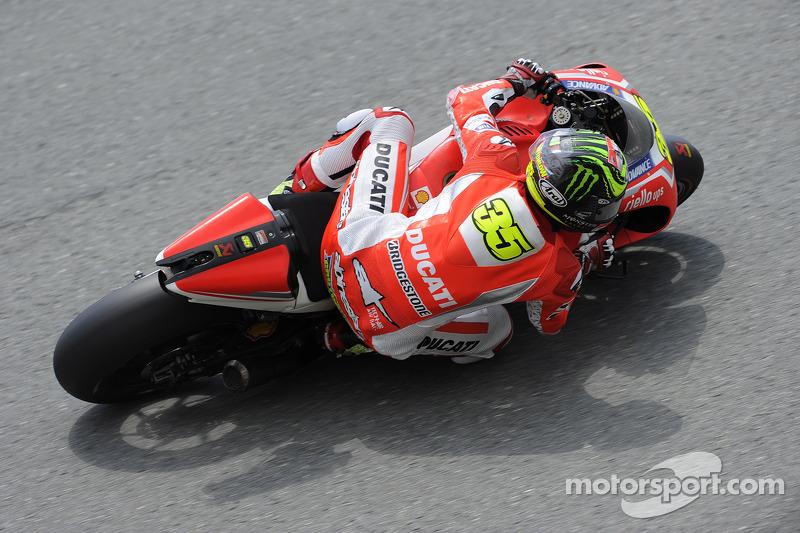 Cal Crutchlow, Ducati Takımı