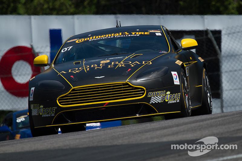 #07 TRG-AMR Aston Martin: Kris Wilson, Max Riddle