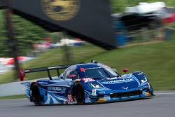 #90 Visit Florida Racing Corvette DP: Richard Westbrook, Michael Valiante