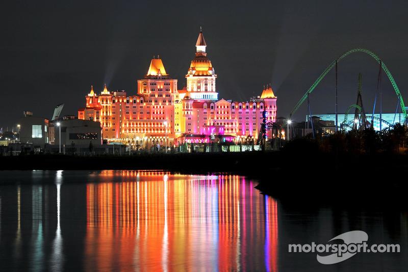 El contrato entre la F1y el Gran Premio de Rusia en el Autódromo de Sochi se calcula hasta 2025.