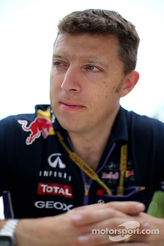 Joe Robinson, Red Bull Racing
