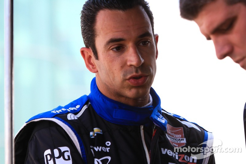 Helio Castroneves, Penske Racing Chevrolet
