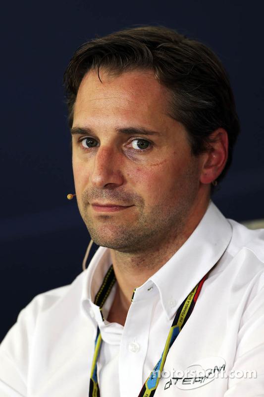 Christian Albers, Caterham F1, Teamchef