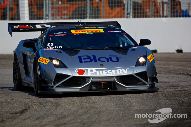 #0 Reiter Engineering Lamborghini Gallardo FL2: Marcelo Hahn
