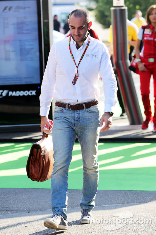 Cyril Abiteboul, diretor da Renault Sport F1