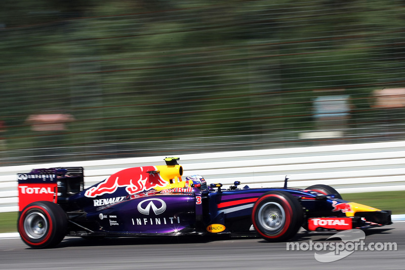 Daniel Ricciardo, Red Bull Racing RB10
