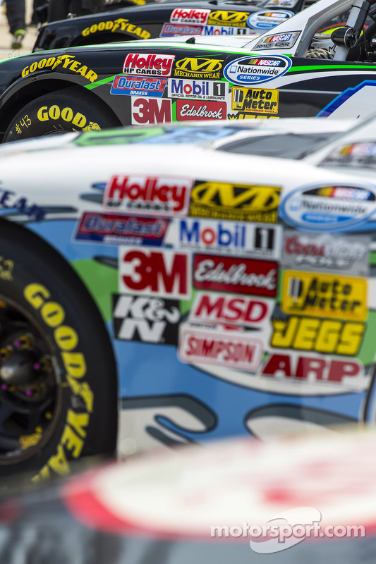 NASCAR Nationwide Series, detalhes