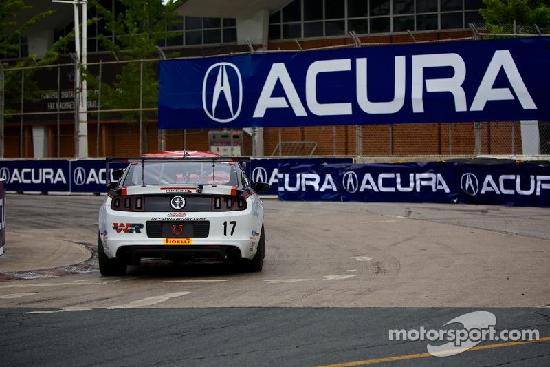 #17 Motorsports Development Group 福特 野马 Boss 302R: Alec Udell