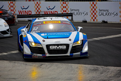 #32 Global Motorsports Group 奥迪 R8 Ultra: 布雷特·库尔蒂斯