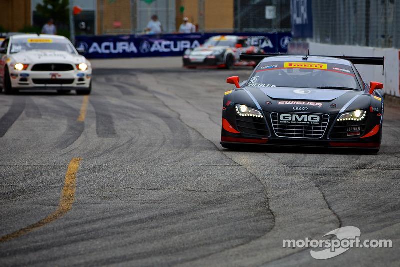 #95 Global Motorsports Group Audi R8 Ultra: Bill Ziegler