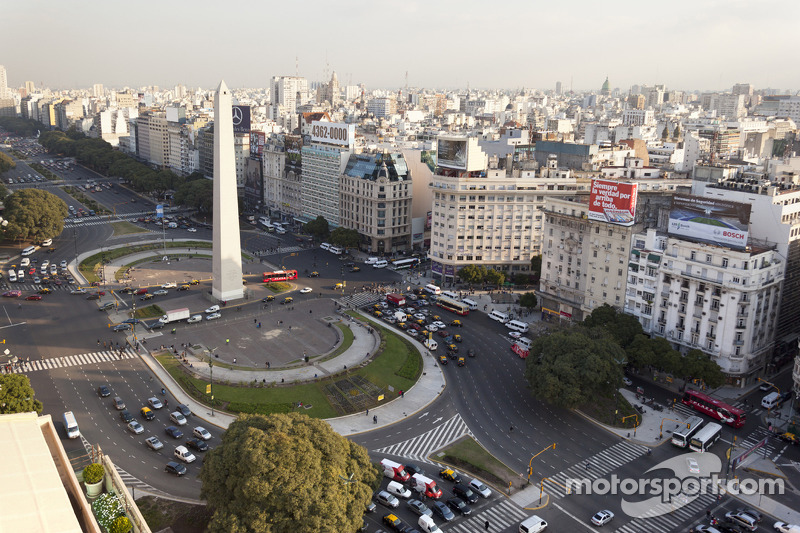 Downtown Buenos Aires