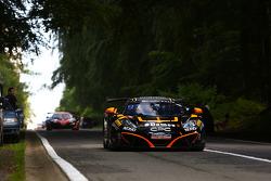 #15 Boutsen Ginion McLaren MP4-12C: Karim Ojjeh, Olivier Grotz, Frederic Vervisch, Giorgio Pantano