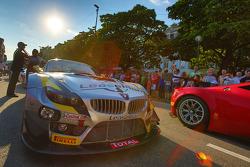 #66 BMW Sports Trophy Marc VDS BMW Z4 Takımı: Maxime Martin, Augusto Farfus, Jorg Muller