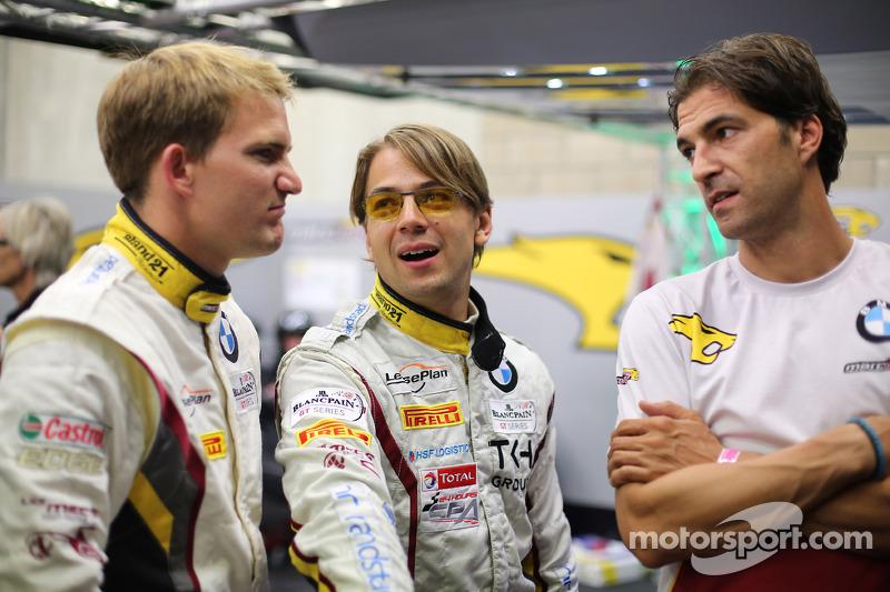 Dirk Werner, Augusto Farfus, Lucas Luhr
