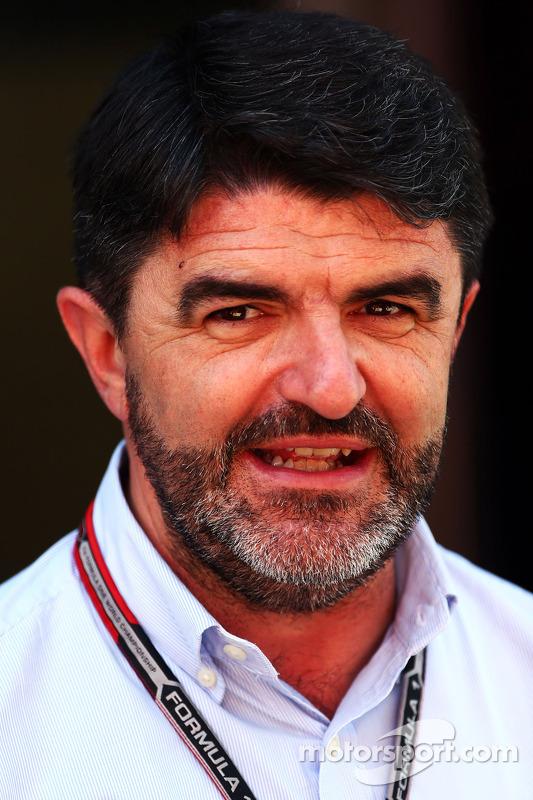 Luis Garcia Abad, Driver Manager de Fernando Alonso, Ferrari