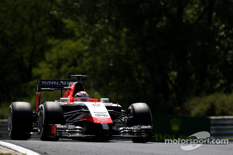 Jules Bianchi , Marussia F1 Team
