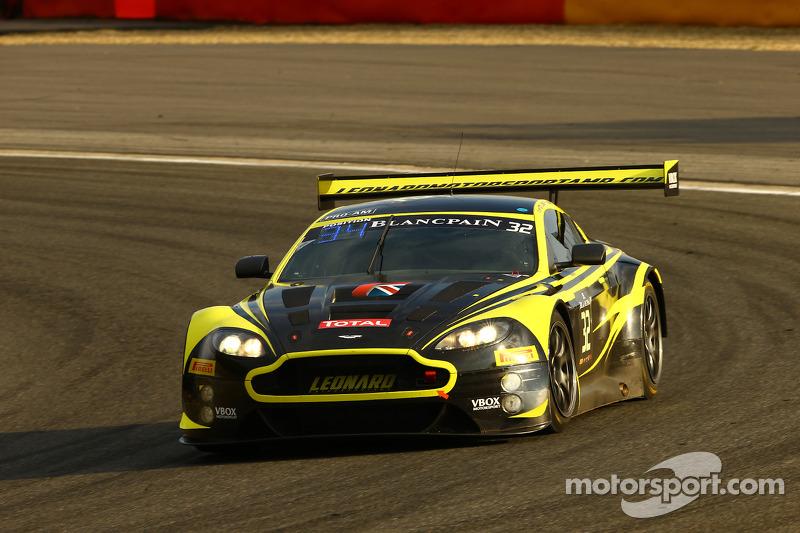#32 Leonard Motorsport AMR 阿斯顿马丁 Vantage GT3: 保罗·威尔森, 斯图尔特·伦纳德, 迈克尔·梅多斯, 佩德罗·拉米