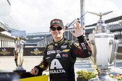 Sieger Jeff Gordon, Hendrick Motorsports Chevrolet
