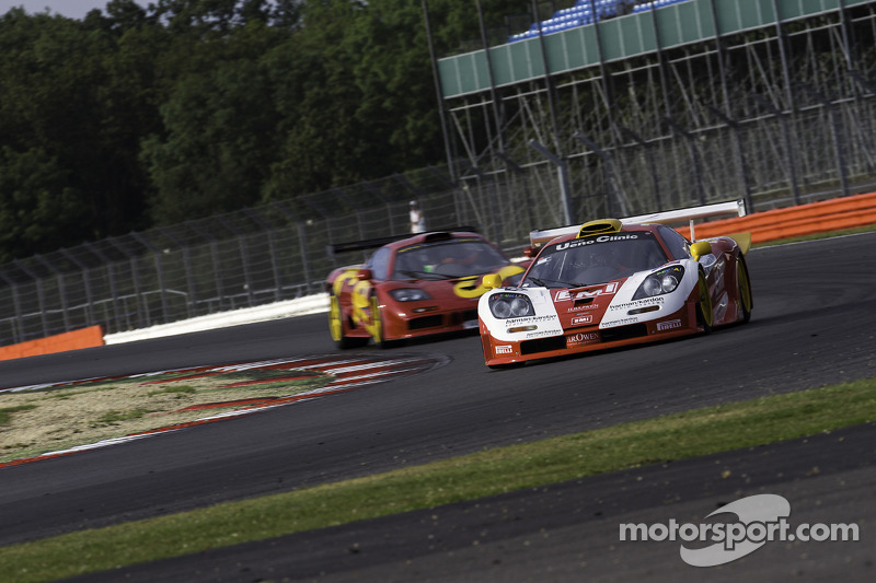 #20 McLaren F1 GTR Long Tail: Paul Knapfield