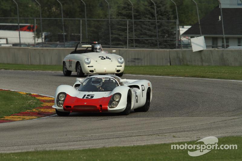 #15 1968  Porsche 908:Michael Malone