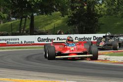 #2 1980 Ferrari 312 T5:Bud Moeller