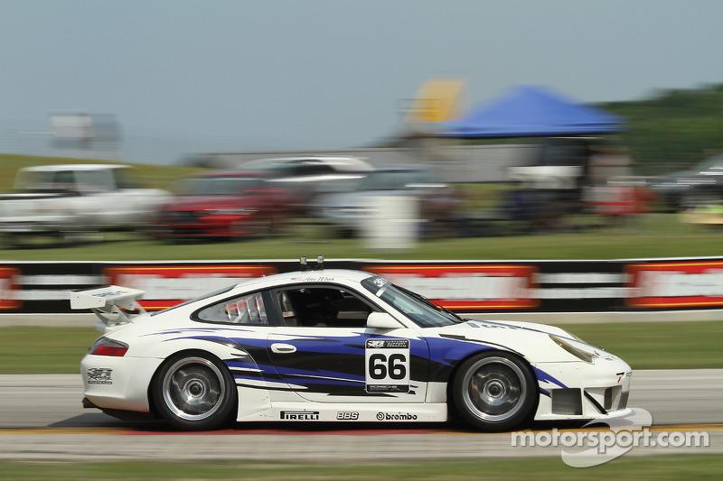 #66 2004 保时捷 996 RSR:阿历克斯·韦尔希