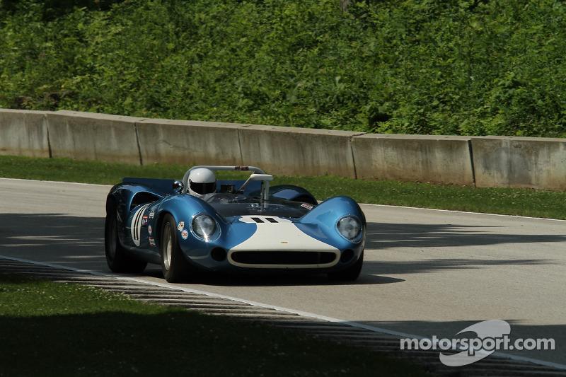 #11 1965 劳拉 T70 Mk I: 马克·德维斯