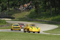 #2 1965 Porsche 356 coupe: Lane Mally
