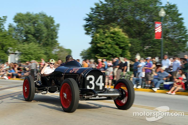 #34 1934 雪佛兰 Indy: 托尼·帕雷拉