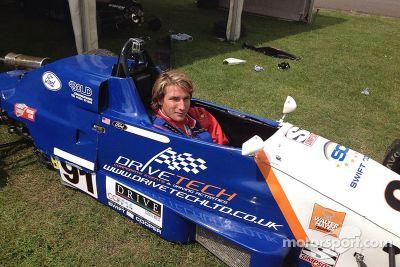 Freddie Hunt returns to racing