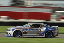 #9 Stevenson Motorsports 科迈罗 GS.R: 马特·贝尔 安迪·拉利