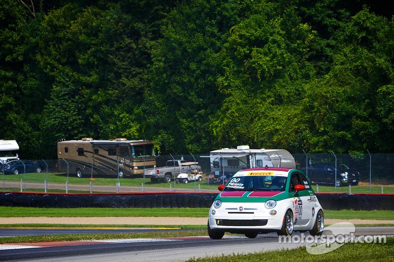 #00 Start Racing 菲亚特 500: 丹·古德曼