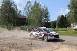 Jari Ketomaa ve Kaj Lindstrom, Ford Fiesta R5