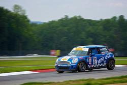 #37 MINI - Charleston Racing Mini Cooper: Tyler Palmer
