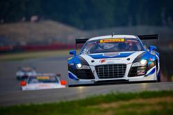 #74 Global Motorsports Group 奥迪 R8 Ultra: 阿历克斯·韦尔希