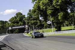 #57 Moss Motorsport UK BMW E46 GT4: Mike Moss, Tom Howard
