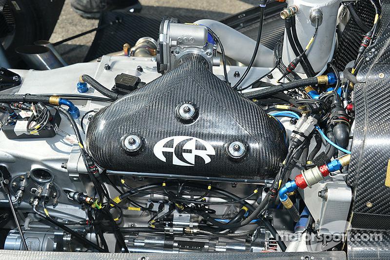 Il motore AER della nuova Dallara IL-15