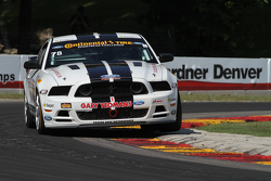 #78 Racers Edge Motorsports 野马 Boss 302R GT: 卢卡斯·比塞, 大卫·莱文