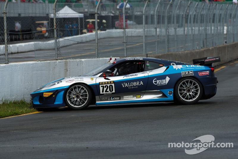 Problemi per # 720 Ferrari: Mario Guerin