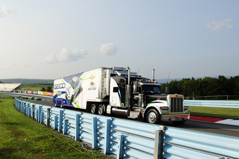 Tır: Casey Mears, Germain Racing Chevrolet