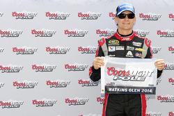 Il Vincitore della Pole Jeff Gordon, Hendrick Motorsports Chevrolet